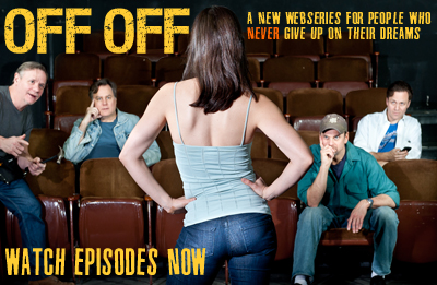 Off Off Webseries by Stephen Bittrich