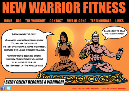 New Warrior Fitness